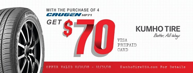 Kuhmo Winter Rebate