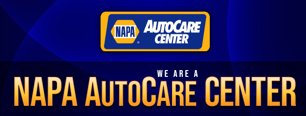 We are a NAPA AutoCare Center