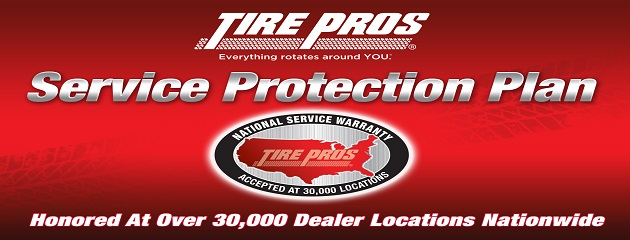 Tire Pros : Service Protection Plan