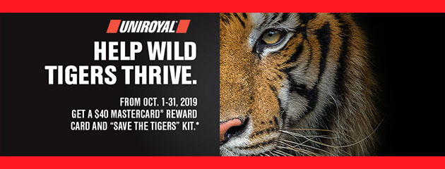 Uniroyal Fall 2019 Rebate