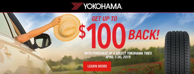 Yokohama Spring Rebate
