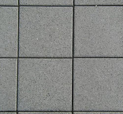 16 in x 16 in Plain Concrete Patio Slab