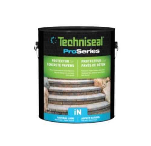 Techniseal Pro Series Water Based iN Concrete Paver Protector / Natural Look - 18.93 L Pail