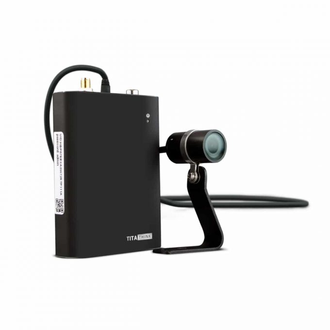 Mini HD Cam, Wireless Motion Activated Security Camera – Wide View Angle – IP67 Waterproof