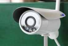 Night Vision Security Cameras.