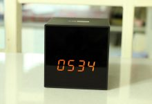 Titathink spy clock camera