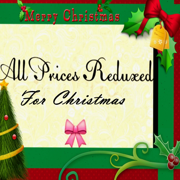 Reduced prices for Christmas