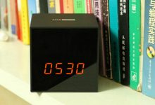 TT531WN-PRO alarm clock camera with hd video