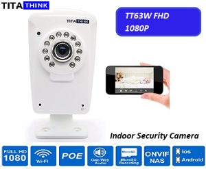 Indoor Security IP Camera