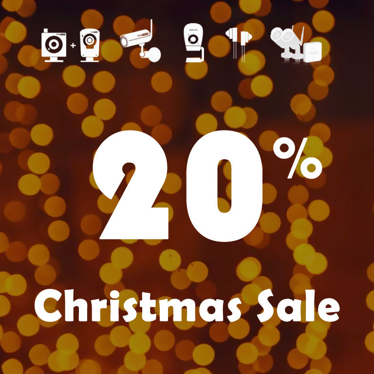 Christmas sale for titathink security hidden spy camera