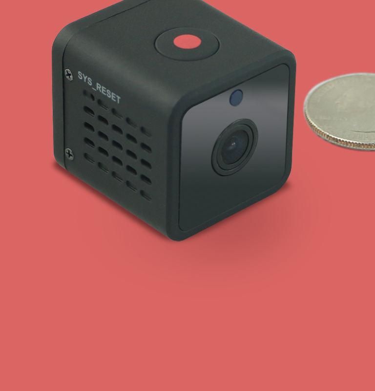 TT08 ultra mini wifi security camera