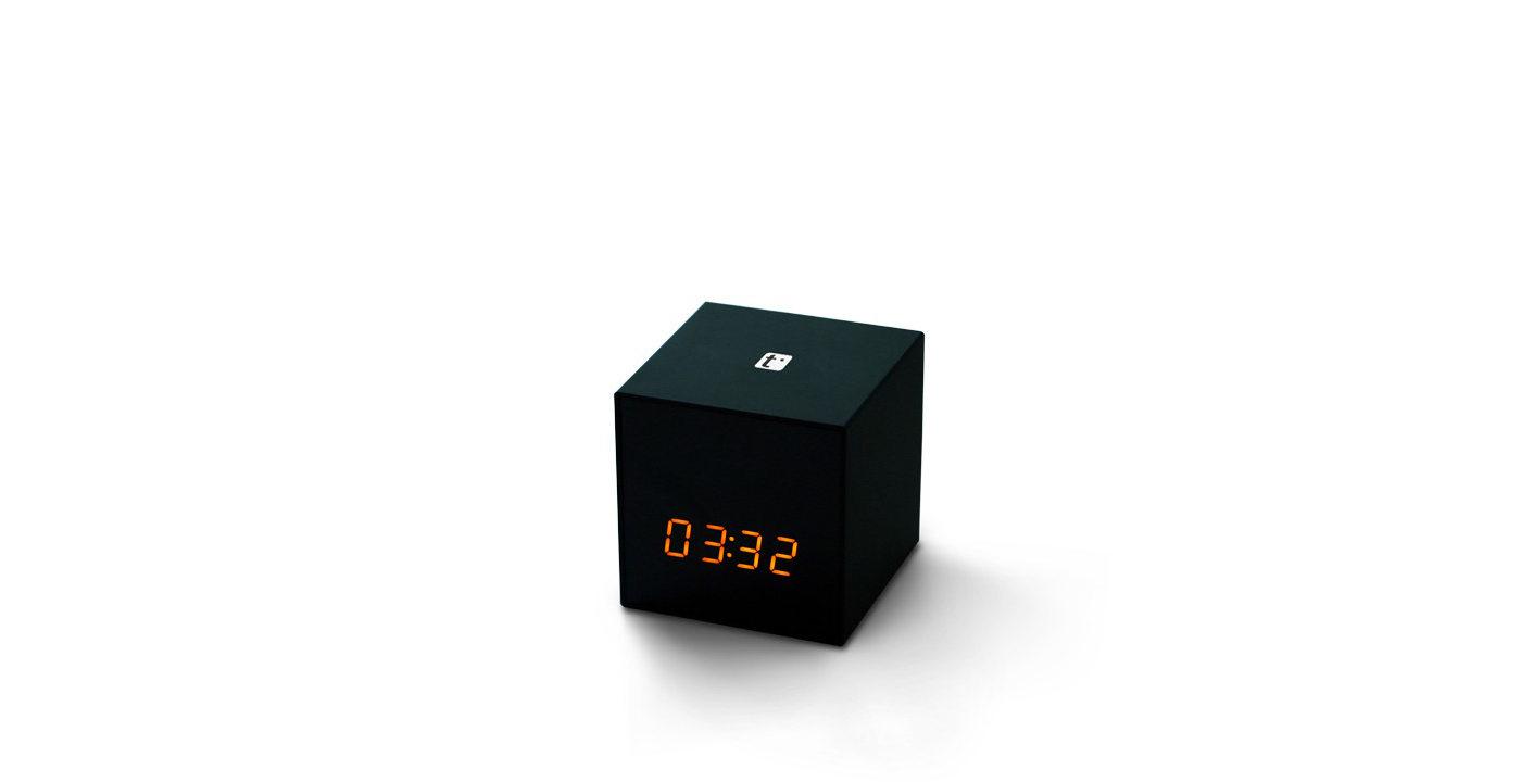 wireless hidden spy clock security camera