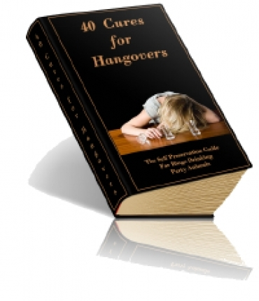 40 cures for a Hangover