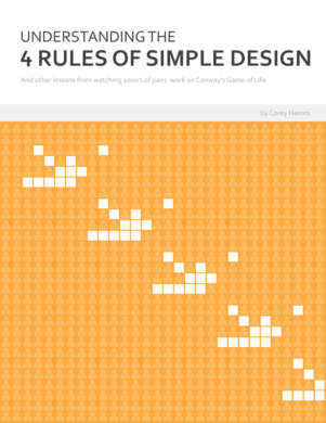 Understanding the Four Rules of Simple Design