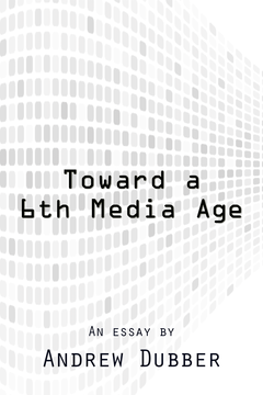 Toward a 6th Media Age cover page
