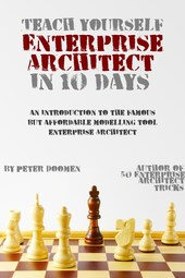 Teach Yourself Enterprise Architect in Ten Days cover page