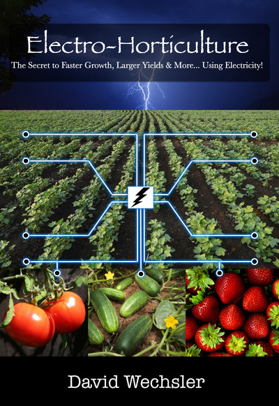Electro-Horticulture Book for sale
