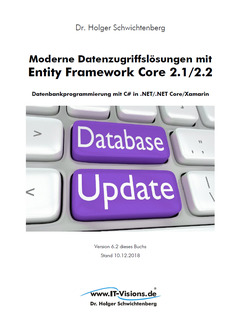 Moderne Datenzugriffslösungen mit Entity Framework Core 1.1 RTM