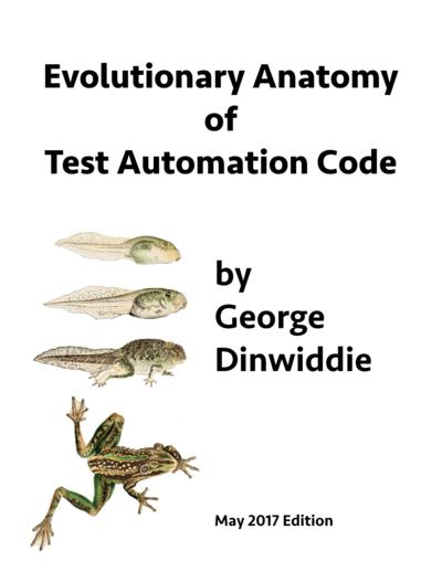 Evolutionary Anatomy of Test Automation Code