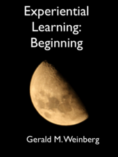Experiential Learning: Beginning cover page