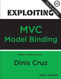 Exploiting MVC Model Binding