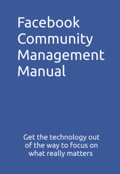 Facebook Community Management