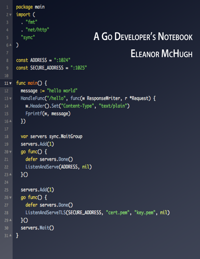 A Go Developer's Notebook