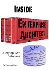 Inside Enterprise Architect cover page