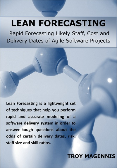 Lean Forecasting cover page