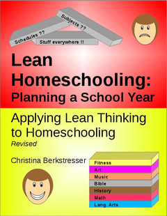 Lean Homeschooling: Planning a School Year