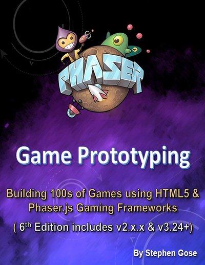 Game Prototyping using Phaser JavaScript Game Framework
