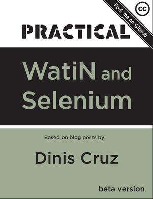 Practical WatiN