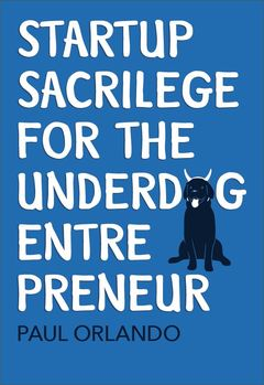 Startup Sacrilege cover page