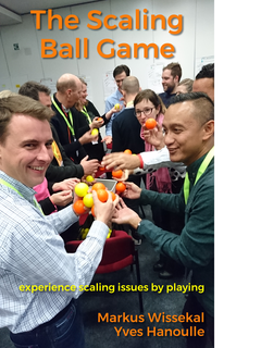 The Scaling ball game
