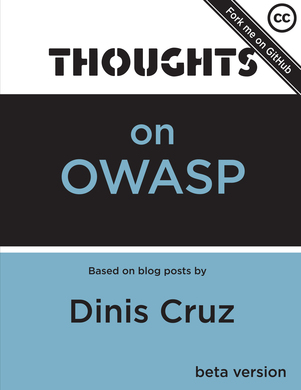 Thoughts on OWASP