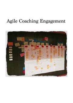 Agile Coaching Engagements