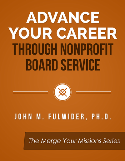 Advance Your Career through Nonprofit Board Service