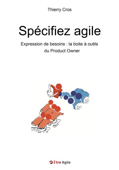 Spécifiez agile cover page