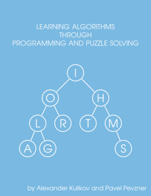 Learning Algorithms Through Programming and Puzzle Solving