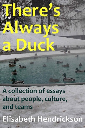There's Always a Duck