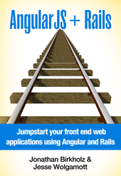 AngularJS + Rails