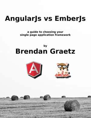 AngularJs vs EmberJs on Leanpub