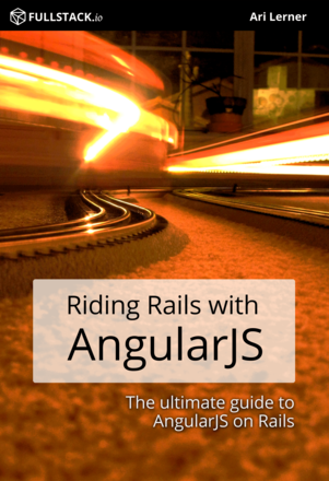 Riding Rails with AngularJS