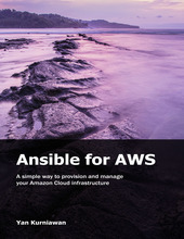 Ansible for AWS cover page