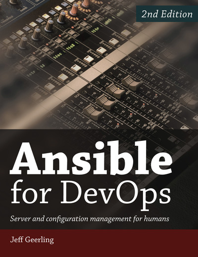 Ansible for devops by jeff geerling leanpub pdfipadkindle fandeluxe Image collections