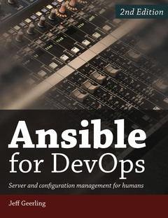 Ansible for DevOps Cover