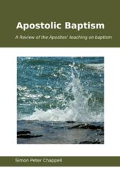 Apostolic Baptism