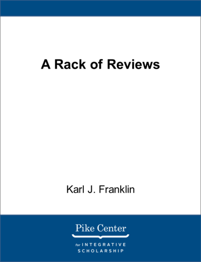 A Rack of Reviews