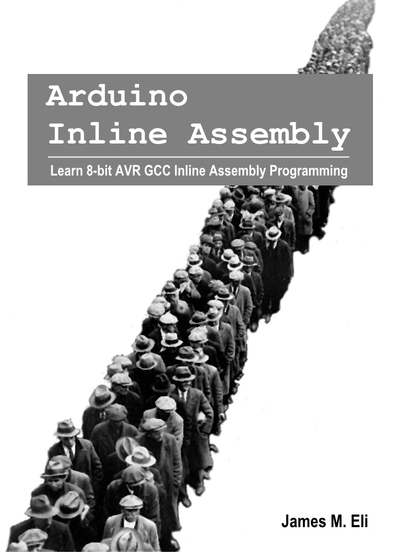 Arduino Inline Assembly By James M Eli Leanpub Pdfipadkindle