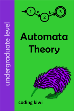 Automata Theory cover page